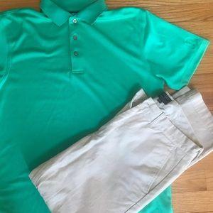 Men's PGA Tour Golf Polo Shirt (medium)